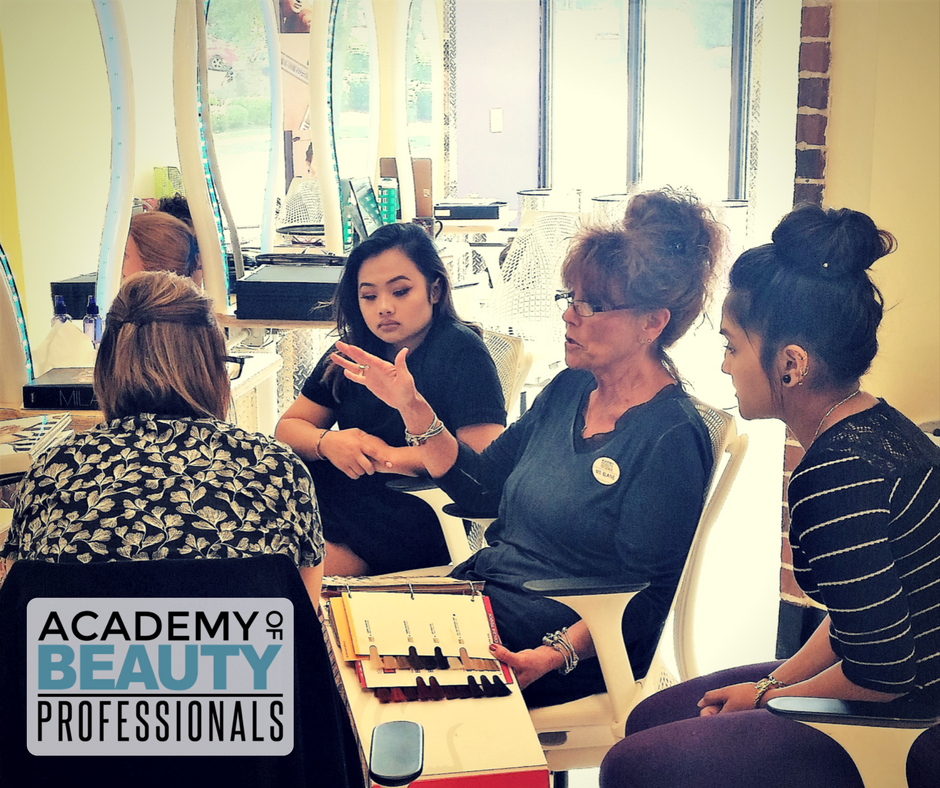 Professionals Academics: Cosmetology Programs