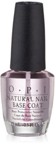 OPI Base Coat Nail Polish