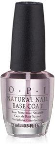 OPI Base Coat Nail Polish