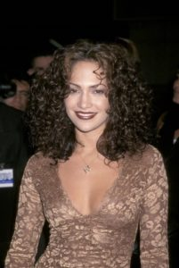 Jennifer Lopez in the 90s