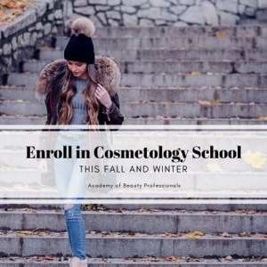 Enroll in Cosmetology School Blog Post