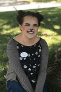 Bambi Halloween Makeup
