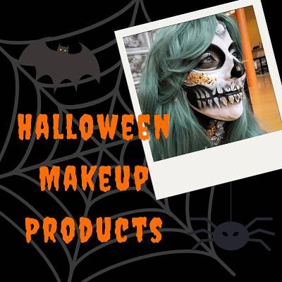 Halloween Makeup Products Blog Image